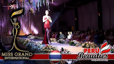 Miss Grand International 2015 Star of Stars Fashion show