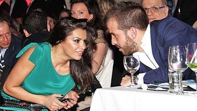 Sabia Boulahrouz zwanger van Rafael?
