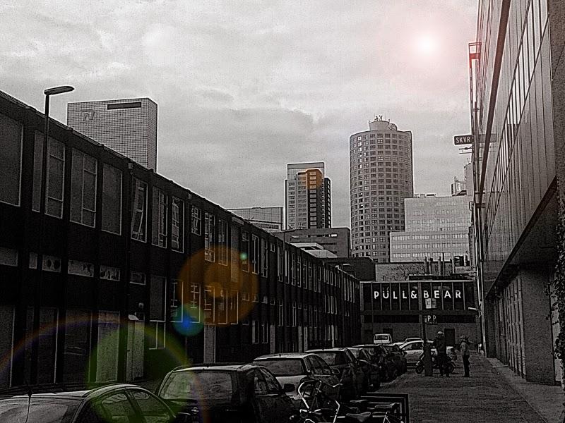 Rotterdam - Aert Van Nesstraat