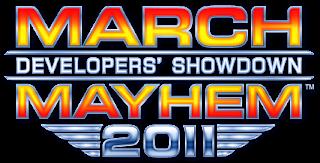 the Escapist tournament: 2011 March Mayhem: Developer's Showdown