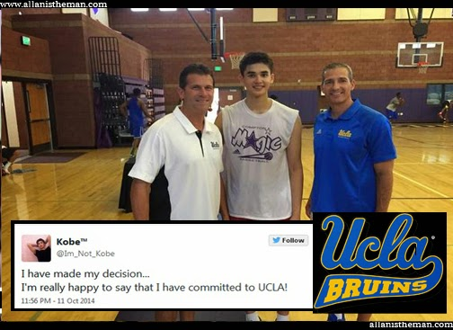 Kobe Paras speechless after accepting UCLA offer; to play in US NCAA