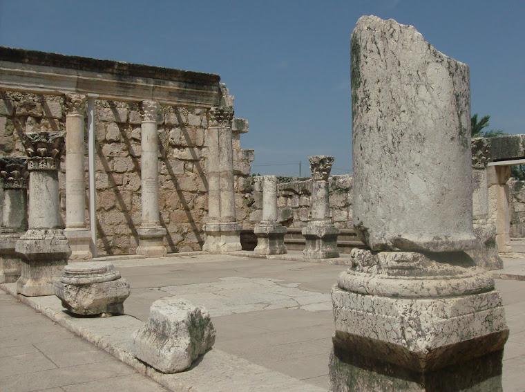 Capernum Synagogue