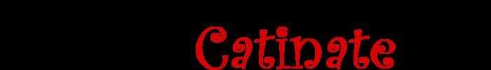 Catinate