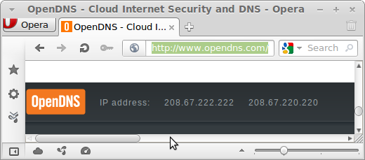 how to find the dns of your network