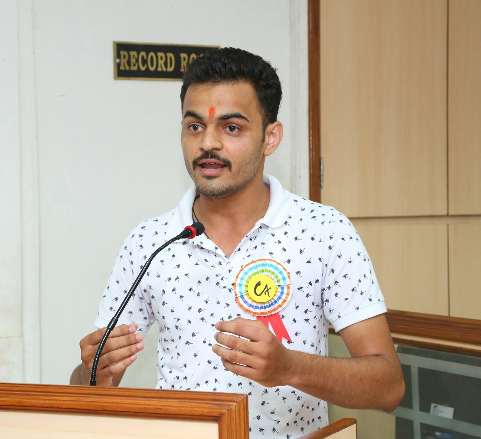 CA Bhupendra Chaudhary