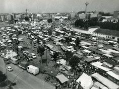 Mercadillo de Los Invasores, en los 70