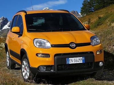 2013 Fiat Panda Trekking