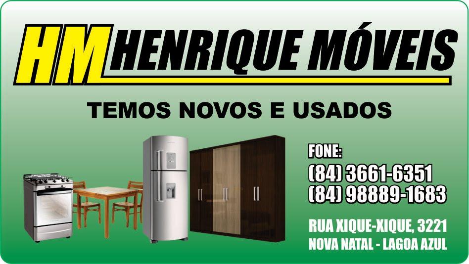 HENRIQUE MÓVEIS