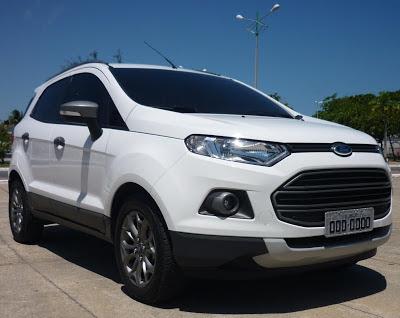 Ford EcoSpot India