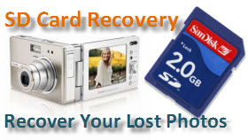 Recover Sdhc Card