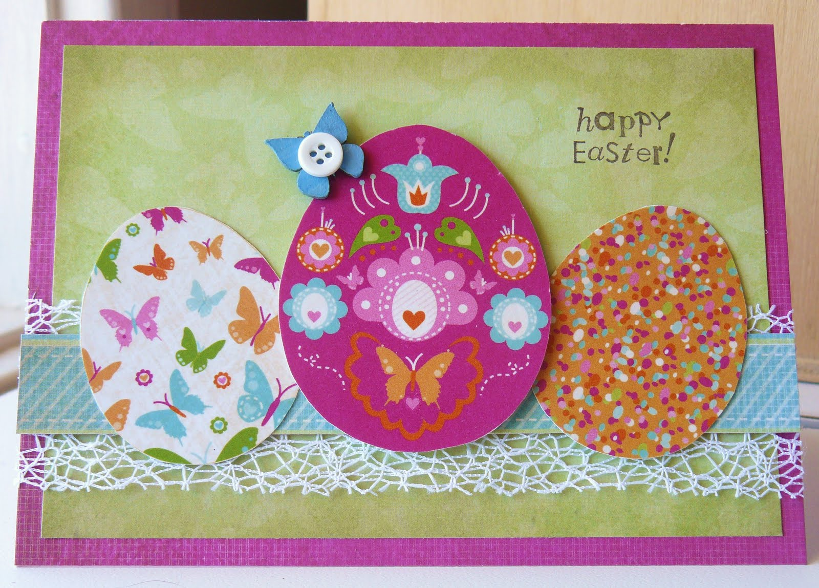 Displaying 19> Images For - Cute Easter Cards...: galleryhip.com/cute-easter-cards.html