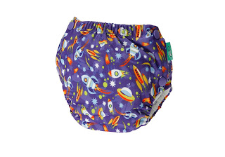 culotte d'apprentissage tots bots space dust