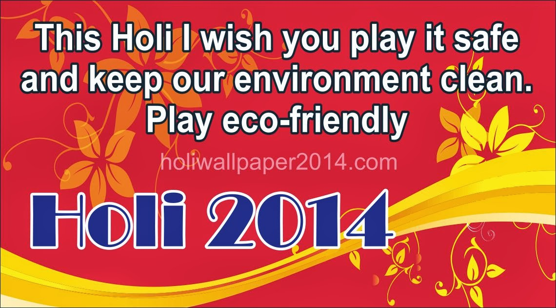 holi slogan and saying wallpaper