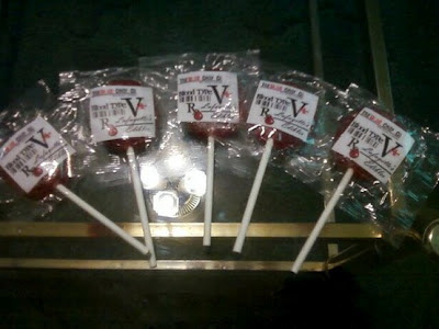 True Blood Party Favors V @ Northmans Party Vamps