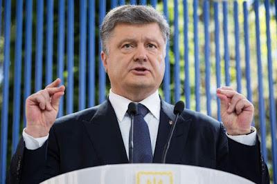 Президент Порошенко провел расширенную пресс-конференцию по результатам первого года правления