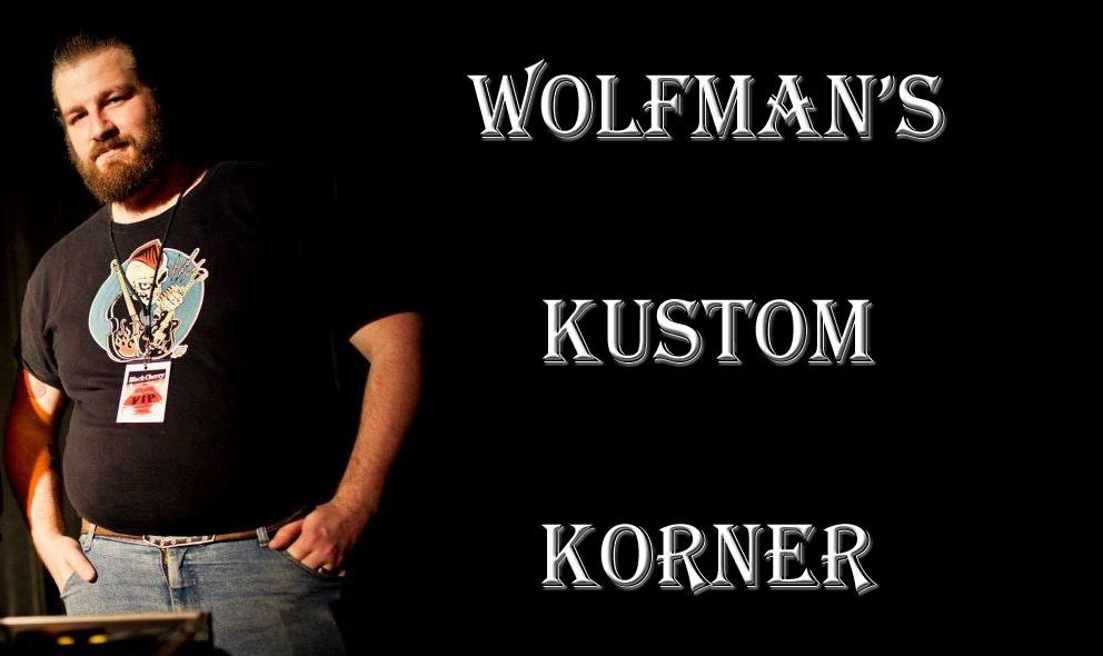 Wolfman's Kustom Korner