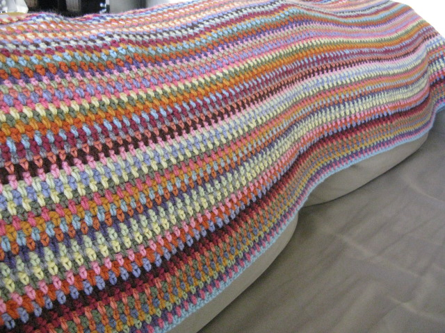 Free Crochet Pattern For Moss Stitch Afghan : Quilting Blog - Cactus Needle Quilts, Fabric and More ...