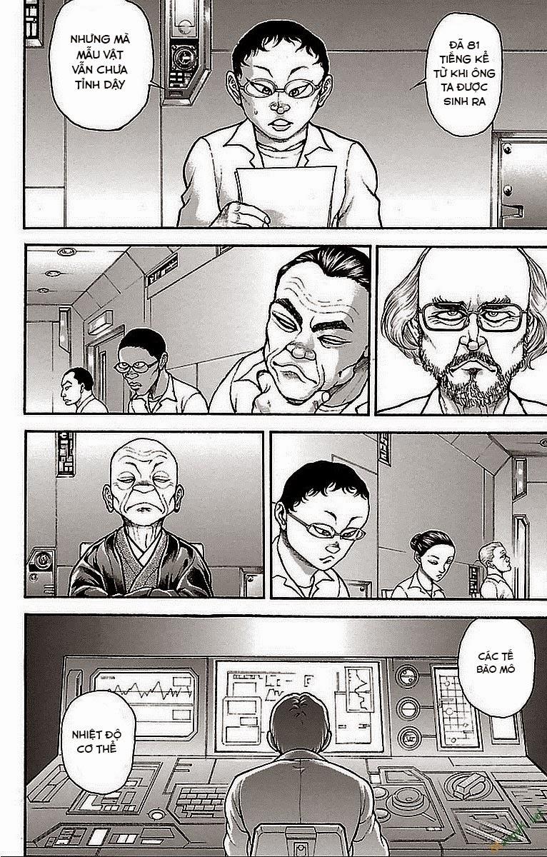 Baki Dou chap 11 Trang 16