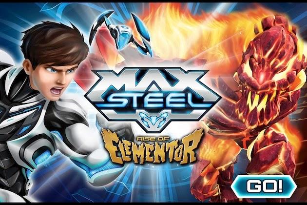 العاب ماكس ستيل Max Steel