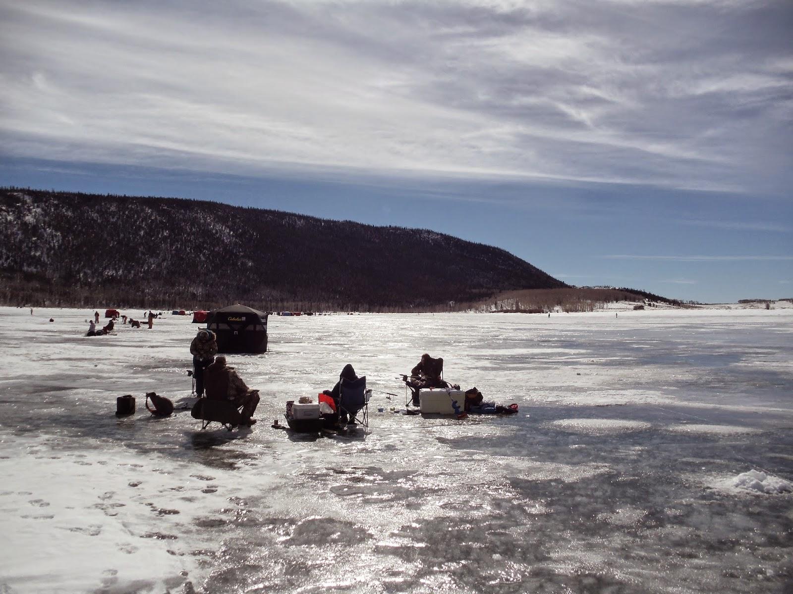 Utah fisherman fish lake perch tournament for Fish lake utah
