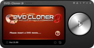 DVD-Cloner - this is a great program for copying, converting and burning CDs with very unusual, but easy to use interface