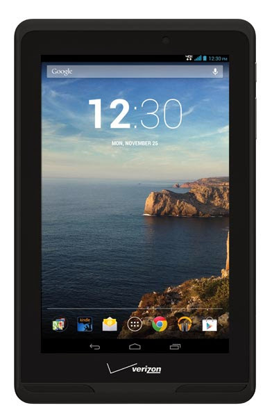 New Verizon Ellipsis 7 tablet at $249.99 on Verizon without a contract