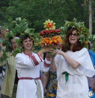 праздник Ивана Купала Южно-Сахалинск