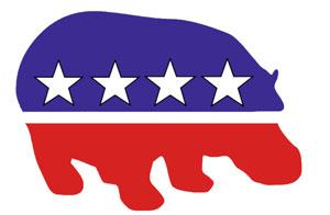 New Democrat Mascot