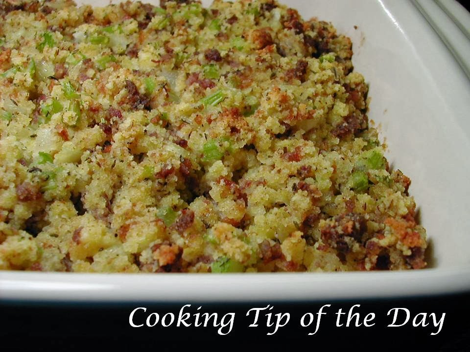 Cooking Tip of the Day: Southern Cornbread and Sausage ...