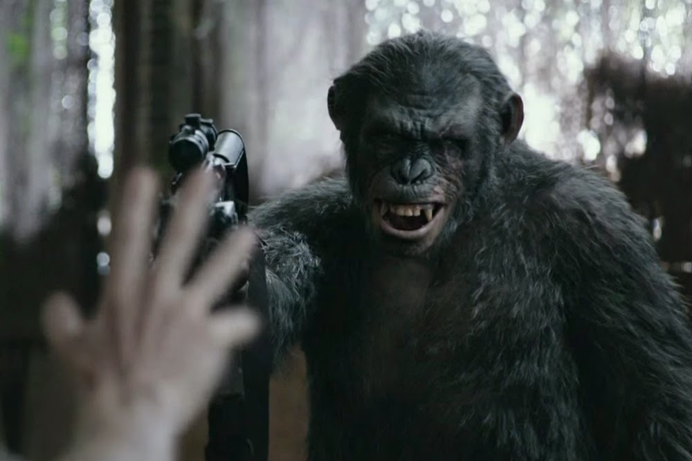 Toby Kebbell in Dawn of the Planet of the Apes