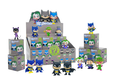 DC Comics Mystery Minis Blind Box Series by Funko
