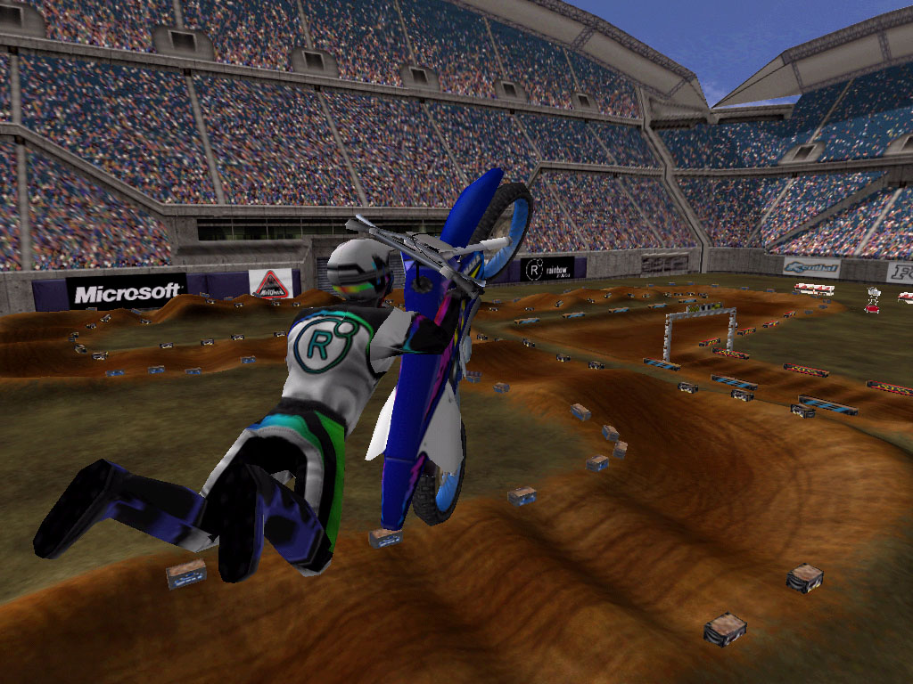 motocross 3 game