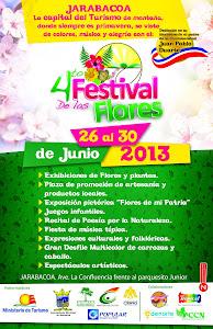 4ta Edición del Festival de las Flores Jarabacoa 2013