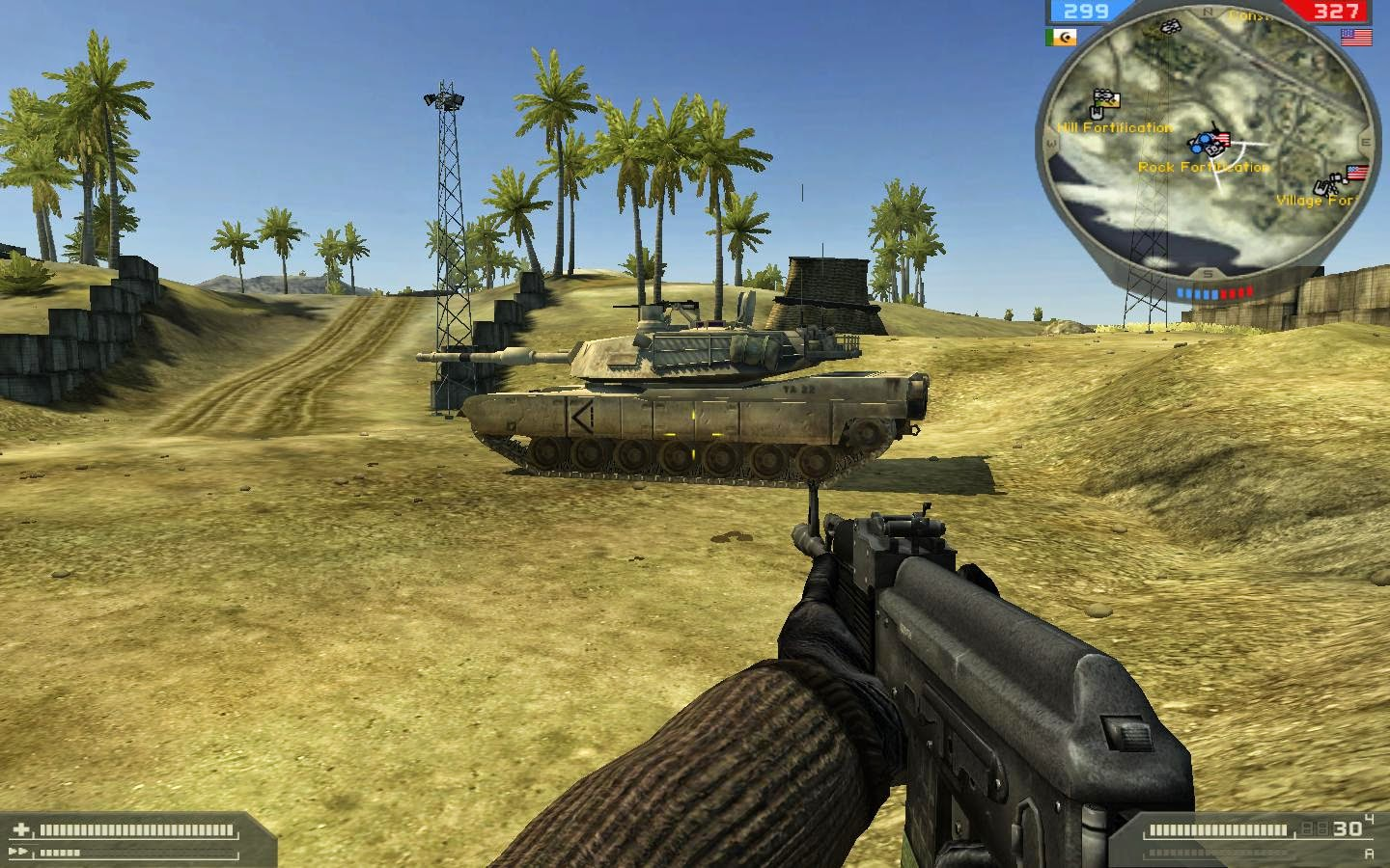 Battlefield 2 PC Game Highly Compressed