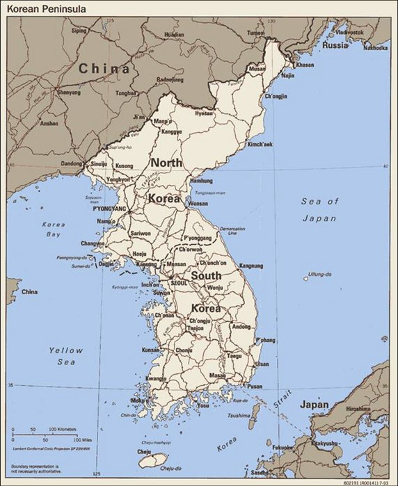 Ten Thousand Things Charles J Hanley on the Korean peninsula Why