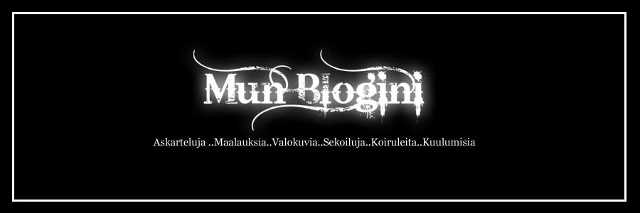 Mun Blogini..