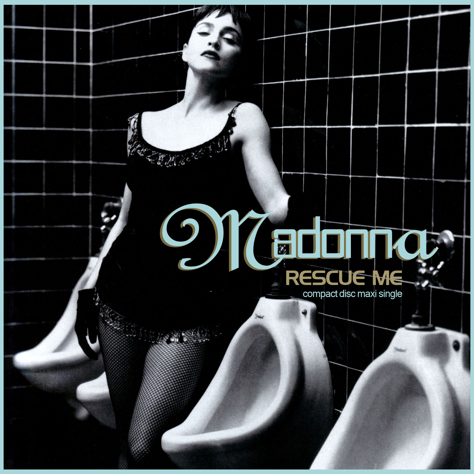 madonna fanmade covers rescue me maxi single