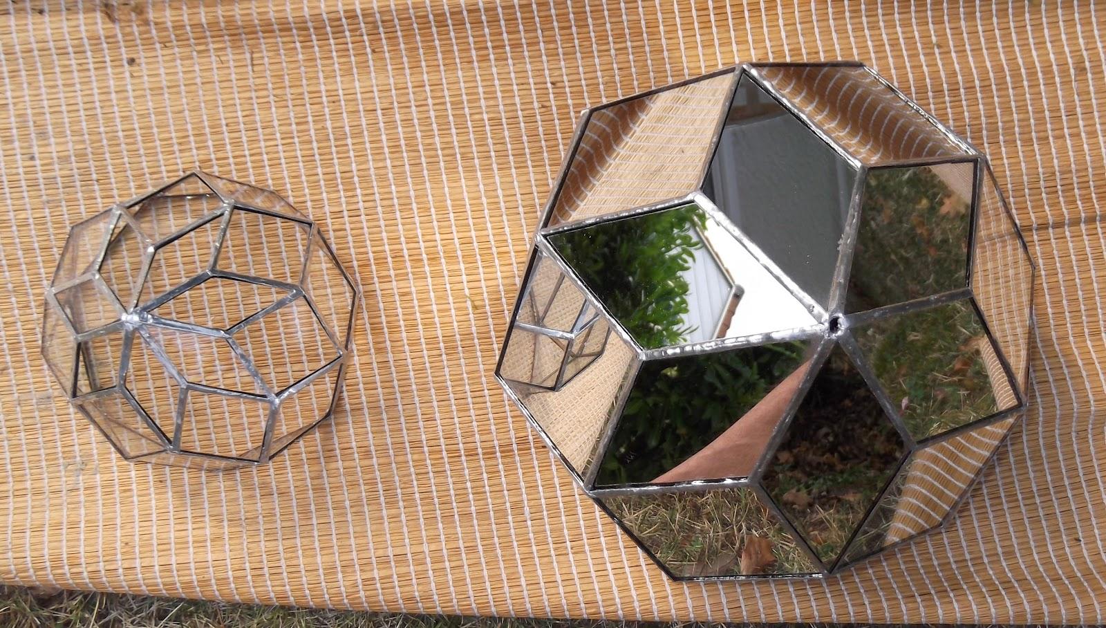 Horizon zome zome 6 miroir for Miroir quantique