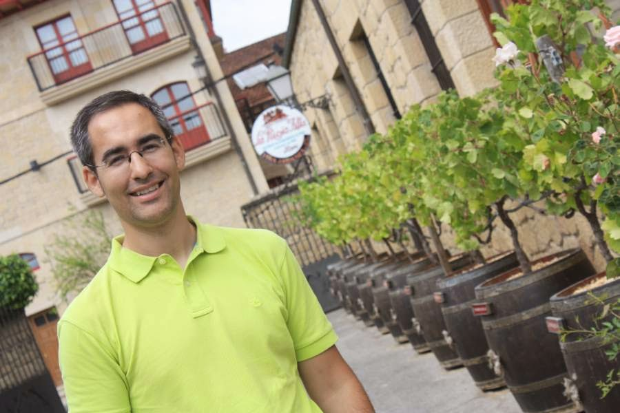 La Rioja Alta winery in Haro