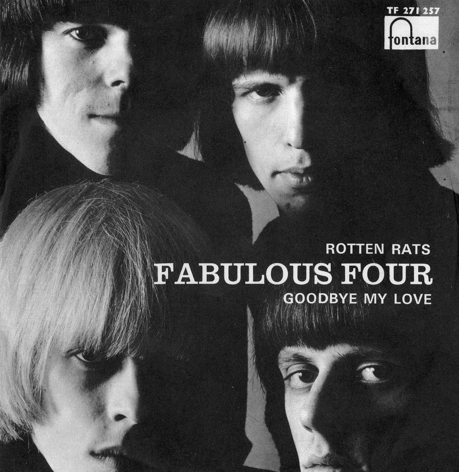 Fabulous Four Rotten Rats