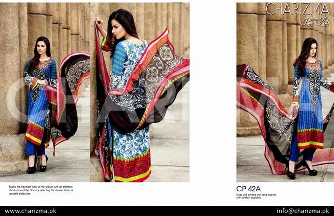 Lawn Salwar Kameez Summer Dresses