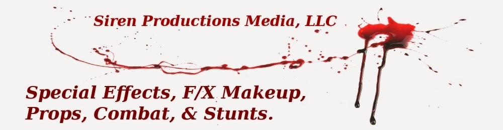 Siren Productions Media's SPFX Team