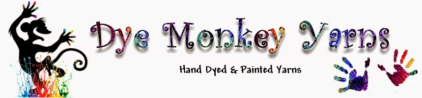 Dye Monkey Yarns