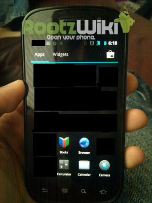 Bocoran Android Ice Cream Sandwich di Smartphone