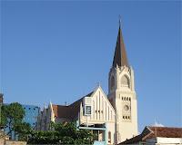 Dar es Salaam - Cattedrale San Giuseppe - Tanzania