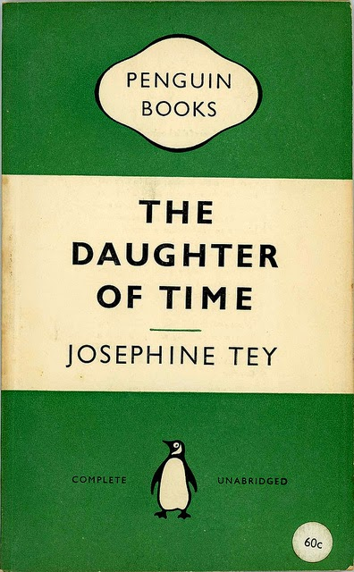 http://www.amazon.com/Daughter-Time-Josephine-Tey/dp/0684803860/ref=sr_1_1?s=books&ie=UTF8&qid=1407087395&sr=1-1&keywords=the+daughter+of+time