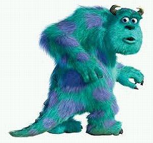 Monsters Inc, Imagenes, Dibujos, parte 7
