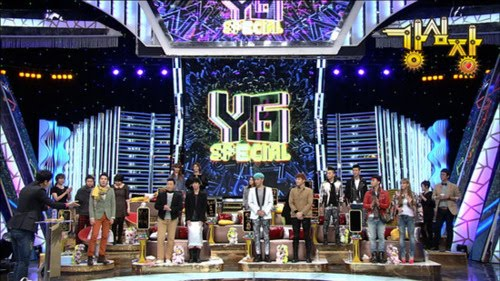 Big Bang Videos  - Page 2 YG+Special