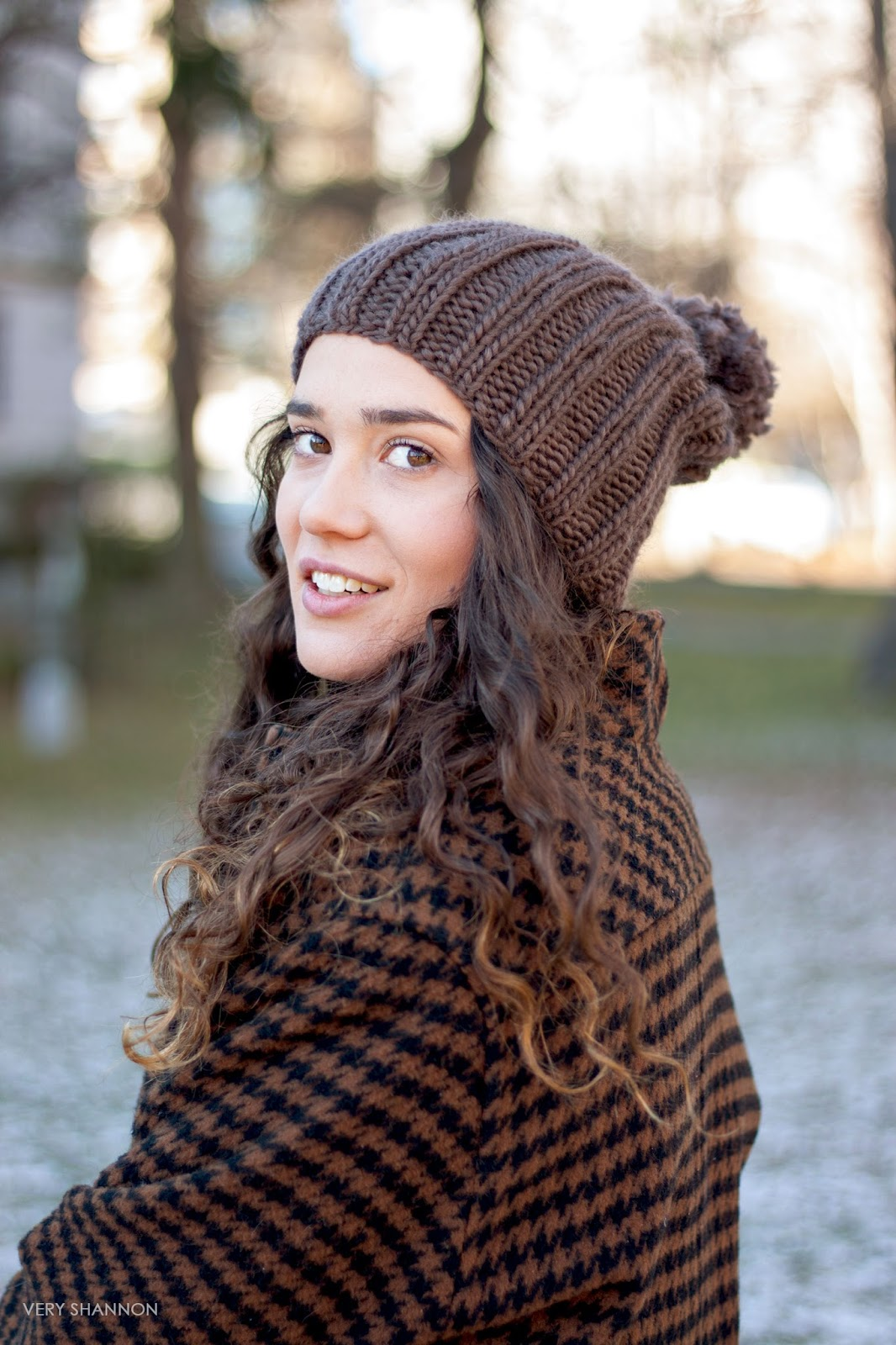 KEATON Hat Pattern (Sizes Baby - Adult L) || VeryShannon.com
