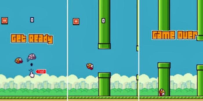 Inilah alasan kenapa Flappy Bird di tarik